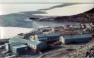 Army Nuclear Power Program - PM-3A   McMurdo Station, Antarctica
