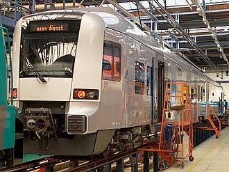Protos (train) - Image: PROTOS (train)