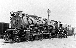 Pennsylvania Railroad class M1