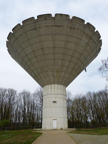 Paal Watertorenweg Watertoren