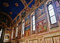 Padova Cappella degli Scrovegni Innen Fresken 1.jpg