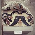 Painted terracotta from temple of Apollo, 550 BC, AM Corinth, Korm426.jpg