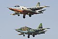 Pair SU-25 in flight. 75and 77 (4506668157).jpg