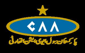 New Islamabad International Airport - Image: Pakistan Civil Aviation Authority (PCAA) Logo