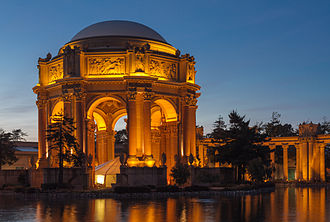 Neal Schon - Image: Palace of Fine Arts during Schon – Holt Salahi wedding
