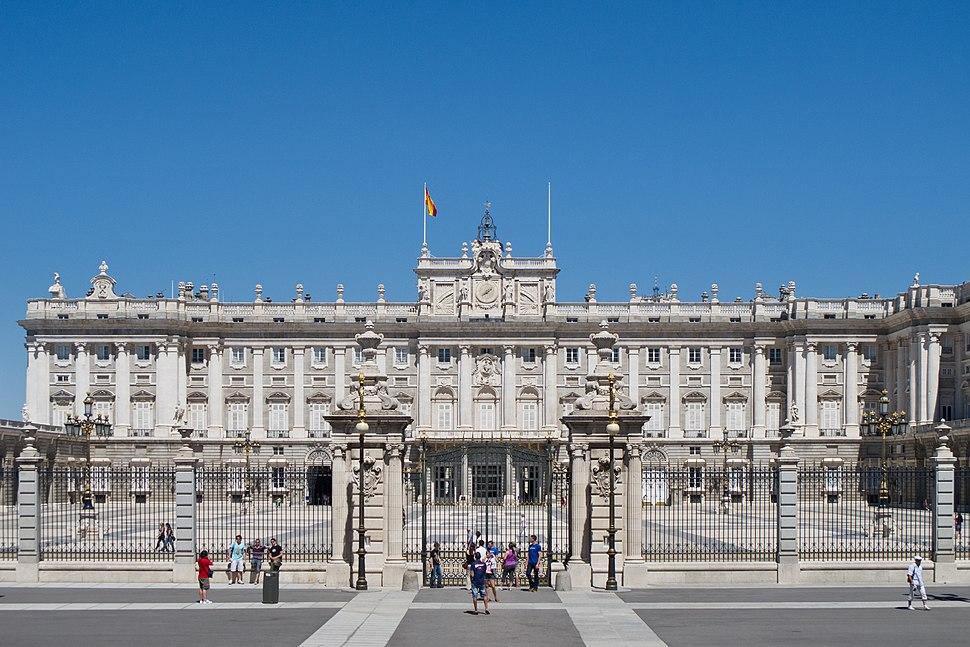 Palacio Real de Madrid - 21