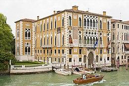 Palazzo Cavalli Franchetti (Venice)