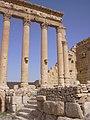 Palmyra (Tadmor), Baal Tempel (37989286764).jpg