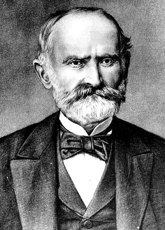 Serbian Academy of Sciences and Arts - Josif Pančić, first President of the Serbian Academy of Sciences and Arts (1887–1888)