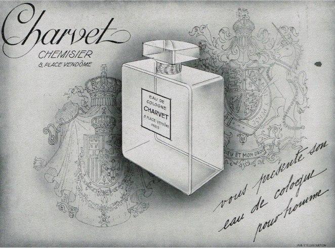 Parfum Charvet 1931