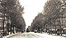 Boulevard Beaumarchais in Paris um 1900