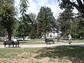Park Milutin Milanković, Belgrade, Savski Venac (1).jpg