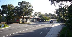 Park Orchards, Victoria - Park Orchards shops