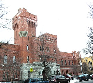 14th Regiment Armory United States historic place