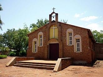 Zemio - Parish of St. Jean Baptiste