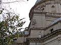 Particolare della facciata posteriore del Tempio di Santa Maria della Consolazione..JPG