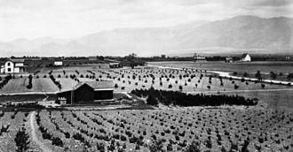 Pasadena, California - Pasadena, 1876