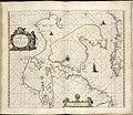 Paskaerte Zÿnde de Noordelijckfte Zeekuften van America van Groenland door de Straet Davis en de Straet Hudson tot Terra Neuf (7537867524).jpg