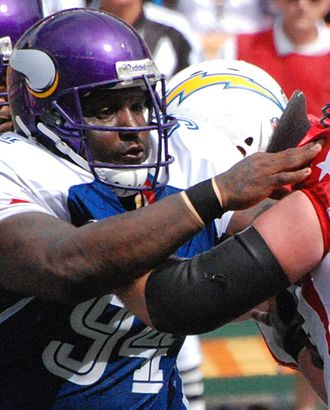 Pat Williams (American football) - Pat Williams in the 2009 Pro Bowl.