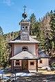 Paternion Kreuzen Kreuzwegkapelle hl. Johannes West-Ansicht 06042018 2887.jpg