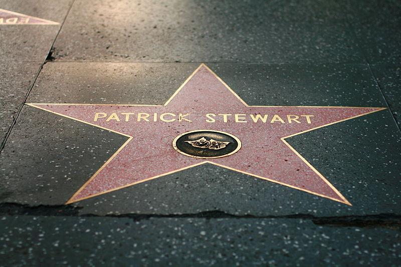 File:Patrick Stewart star Walk of Fame.jpg