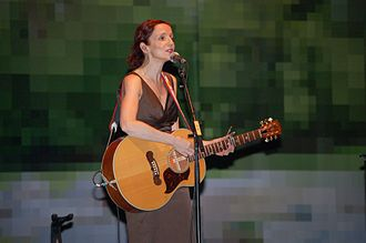 Patty Griffin - Griffin performing at the North Carolina Museum of Art in 2006