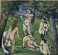 Paul Cézanne - Five Bathers (Cinq baigneuses) - BF93 - Barnes Foundation.jpg