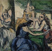 Paul Cézanne - The Courtesans (Les Courtisanes) - BF796 - Barnes Foundation.jpg