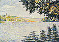 Paul Signac - View of the Seine at Herblay - Google Art Project.jpg