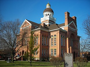 The Paulding County Courthouse