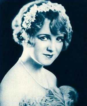 Pauline Garon - Publicity photo of Garon from Stars of the Photoplay (1924)