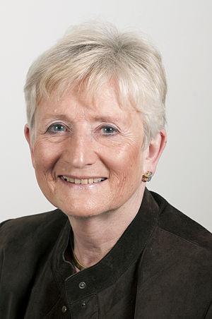 Pauline Neville-Jones, Baroness Neville-Jones - Image: Pauline Neville Jones minister for security and counter terrorism