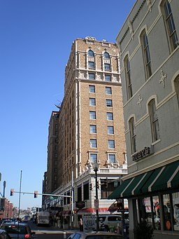 Peabody Hotel, Memphis, TN