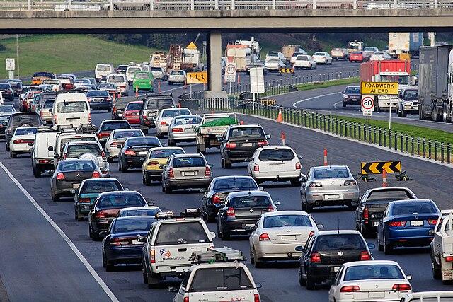 Каждый третий датский автолюбитель ежедневно сидит в пробках