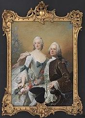 The Court Jeweller Christopher Fabritius and his Wife Gundel, née Berntz