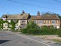 Peene House Cottages, Newington Road - geograph.org.uk - 1526506.jpg