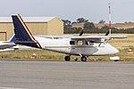 Pekal Aviation (VH-JQM) Partenavia P68B at Wagga Wagga Airport (2).jpg