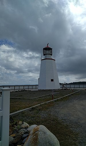 St Andrews - Pendlebury Lighthouse St Andrews NB