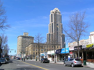 Trump Plaza (New Rochelle) High-rise building in New York state