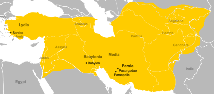 Persian empire