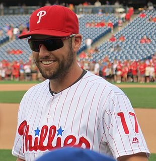 Peter Bourjos American baseball player