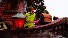 Image illustrative de l'article Peter Pan (Disney)