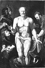 Der sterbende Seneca (Kopie nach)