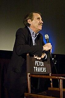 Peter Travers American actor