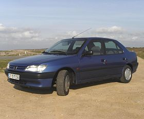 Image illustrative de l'article Peugeot 306