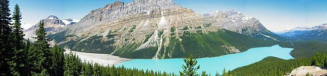 """Résultat de recherche d'images pour """"Lac Peyto"""""""