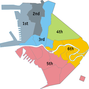 Ph fil congress districts manila