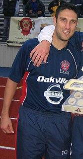 Phil Ionadi Canadian association football player