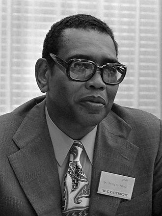 Philip Potter (church leader) - Image: Philip Potter (1972)
