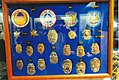 Phoenix-Phoenix Police Museum-Badge exhibit.jpg